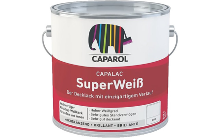 Capalac SuperWeiss